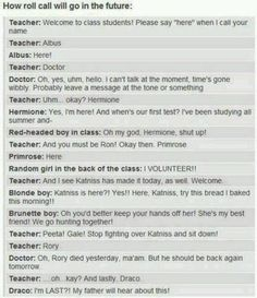 Hunger Games, Harry Potter, and Doctor Who
