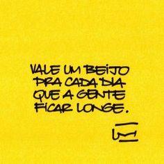 Um Cartão — Literalmente. (em Rio de Janeiro, Rio de Janeiro)... Memes, Like Me, Crushes, Poetry, Mindfulness, Thoughts, Love, Feelings, Quotes