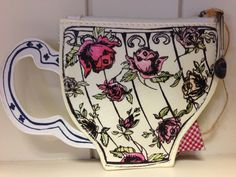 The Picnic Parlour - Tea Cup Purse