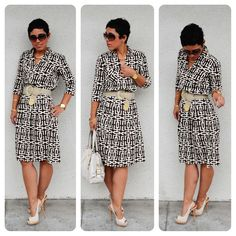Simplicity Creative - 6180 Misses' Shirt Dress and Bel from mimigstyle.com