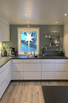 home decor kitchen Elisabeth hinaus Ins - Küchen Design, Interior Design, Design Interiors, Design Ideas, Home Kitchens, Home Furnishings, Home Furniture, Bedroom Furniture, Kitchen Decor