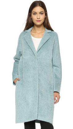 Lela Rose cocoon coat