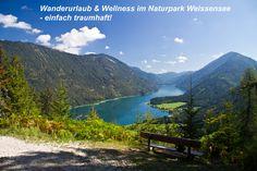 1 Woche ink. 3/4 Pension, Wellnessbereich mit Hallenbad, Saunen, Infrarotkabinen, Aromadampfbad, Privatbadestrand, Ruderboote, E-Roller, WLan, Wanderstöcke, tägliche Jause, Wanderkarte, Wäscheservice, Wanderschuhtrockner uvm! #wandern #wanderurlaub #weisseensee #wanderurlaubinösterreich #wellnessurlaub #gipfelstürmer #wanderpauschale