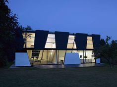 Trish House Yalding By Matthew Heywood on Architizer