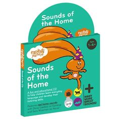 The Eardrops audio stories are designed to help children learn everyday sounds and English language, and develop their listening skills at the same time. Good listeners make good friends and Eardrop the rabbit makes learning fun💜 🏡Sounds of the Home is a half hour story for young children. Join Eardrop and Nana as they prepare the house for a birthday party and along the way listen to all the sounds! 🎶 🐈 ☎️ 🍶 🎈 🛁 👠 ⏰ ➕more! Shop full stories & free resources at www.eardrops.co.nz