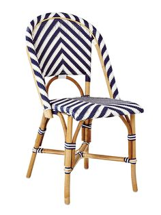 Rattan bistro chairs are the perfect addition to any table #hgtvmagazine // http://www.hgtv.com/design/decorating/furniture-and-accessories/50-things-that-never-go-out-of-style-pictures?soc=pinterest
