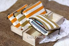 Zipper Card Pouch - Free Sew Pattern | Craft Passion - Page 2 of 2