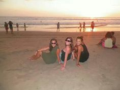 Loving the beach and surfing! - Ecuador april '13