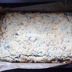 Litý koláč s drobenkou recept - Vareni.cz Tiramisu, Bread, Cooking, Food, Sheet Cakes, Bakken, Kitchen, Brot, Essen