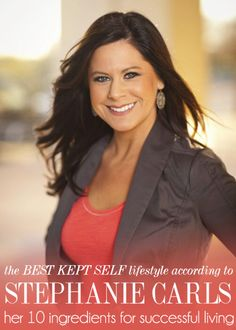 Best Kept Self Featured Lifestyler: Stephanie Carls