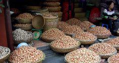 Selling challots, Hanoi