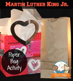 Celebrating Martin Luther King Day from Pre-K Pages