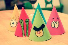 DIY SpongeBob Party Details | cityBee studio