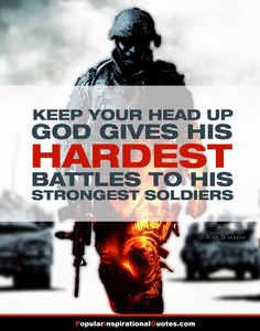 god's strongest soldiers