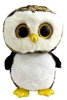 3f10e2e642a Black Friday Deal Owliver Camo Owl Beanie Boo Large - Stuffed Animal by Ty  (36813