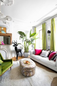 105 best chartreuse images armchair beautiful homes couches rh pinterest com