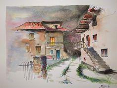 """Notturno alle """"Piagge"""" (San Michele Mondovì)"""