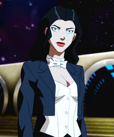 Zatanna Zatara: The Mistress Of Magic