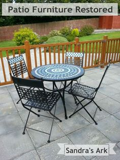 Vintage/Shabby chic white cast iron garden furniture set - table and on round swimming pool designs, round tree house designs, round stained glass designs, round jewelry designs, round patio designs, round kitchen designs, round gate designs, round chimney designs, round picket fence designs, round ironwork designs, round art designs, round pottery designs,