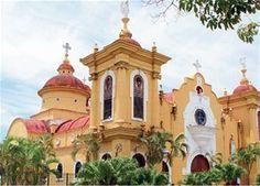 Templo iglesia en San Cristobal.