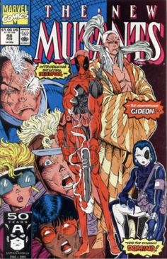 The New Mutants  | New Mutants 98