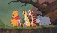 Screencap Gallery for Piglet's Big Movie DVD, Disney Sequels, Winnie the Pooh). When the gang from the Hundred Acre Wood begin a honey harvest, young Piglet is excluded and told that he is too small to help. Winnie The Pooh Halloween, Tigger Winnie The Pooh, Winnie The Pooh Quotes, Winnie The Pooh Friends, Pooh Bear, Retro Cartoons, Vintage Cartoon, Disney Cartoons, Disney Movies