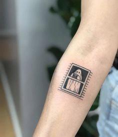 Wicked Tattoos, Spooky Tattoos, Dope Tattoos, Mini Tattoos, Body Art Tattoos, Small Tattoos, Tatoos, Story Tattoo, Sharpie Tattoos