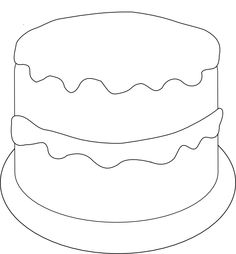 Template torts segtsgek pinterest template cake birthday cake outline template pronofoot35fo Choice Image