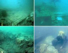 As 5 ruínas submarinas mais espetaculares do mundo   Notícias SeuHistory.com - The History Channel