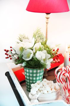 Hot Chocolate Bar & Giveaway (closed) - fork and flower