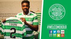 Kolo Toure Resmi Dikontrak Celtic Selama Setahun