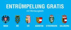 Entrümpelung Gratis Salzburg, Porsche Logo, Logos, Logo