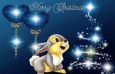 Tarjeta de Navidad Conejito Las mejores invitaciones para que regales en Navidad #tarjetas #navidad #christmas #greetings #card