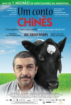 Um Conto Chinês, de Sebastián Borensztein, com Ricardo Darín, 2011.
