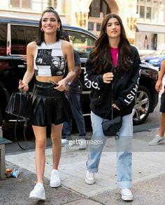 Kylie Jenner's Tattoos, Friends Sketch, Very Pretty Girl, Celebs, Celebrities, Amelie, Gotham, Skater Skirt, Sisters