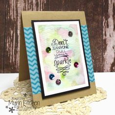 The Stamps of Life | Love Story Collection Patterned Paper Pad, Gingersnap cardstock, Licorice cardstock, upliftingwords2hear | Mynn Kitchen | On A Stampage | Bokeh Inspirational card