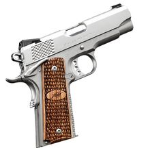 Kimber 1911 Stainless Pro Raptor II - An unprecedented combination of performance and cosmetic features.