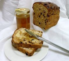 Bara Brith & Honey