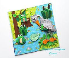 Handmade Toys, Handmade Art, Sensory Book, Sensory Play, Felt Pictures, Felt Quiet Books, Busy Book, Felt Animals, Creative Crafts