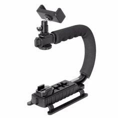 ขอแนะนำ  4-in-1 Smartphone+Action Camera+Camcorder+ DSLR Camera Stabilizer CShape Rig Low Position Shooting System forNikon/Canon/Sony/GoPro/SJCAM/Xiaomi Yi/Sony/Garmin Virb XE +iPhone/Samsung  ราคาเพียง  949 บาท  เท่านั้น คุณสมบัติ มีดังนี้ ใช้งานง่าย ตอบโจทน์ทุการใช้งาน ปรับองศาจอภาพง่าย แข็งแรงทนทาน สินค้าคุณภาพจากร้านกูอินดี้&