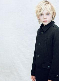 ZARA Kids - Lookbook November by SeptemberBird