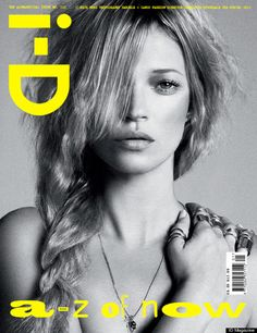 Kate Moss for iD