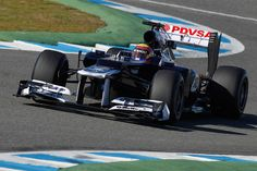 2012 Williams FW34 Renault: 6-shot gallery, full history and specifications