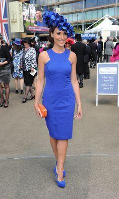 Isabel Webster at Royal Ascot 2014