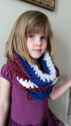 Frozen Princess Anna Inspired Snood ~ Scarf Hood Winter Hat Crochet Pattern Sizes 2years -Adult by SarahandJolie on Etsy