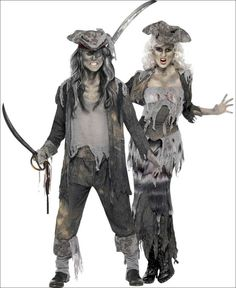 Ghost pirate costume for men Halloween & reddit: the front page of the internet | Character Art | Pinterest ...