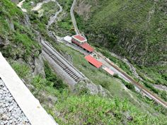 The Sibambe Station is connected to Alausi by train only. Ride down the Nariz del Diablo to get there. Alausi, Ecuador