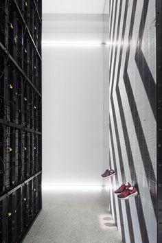 The Nike Studio Beijing by COORDINATION ASIA #design #nike #beijing #studio #gym