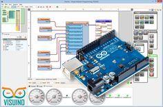 Un outil de développement visuel pour Arduino