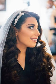 """""""Life itself is a most wonderful fairy tale."""" Send Wedding Hair by Sorah Yaffa a message to book your fairy tale look today! #FairyTale #BeautifulBridalHair #WeddingHairbySY #WeddingHairbySorahYaffa"""